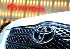 Toyota wächst rasant.